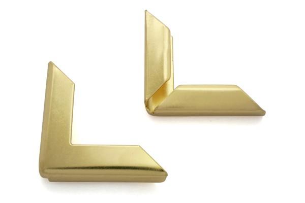 Buchecken gold passiviert