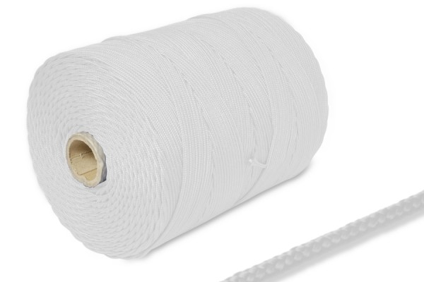 PP-cords on spool 500 m, white