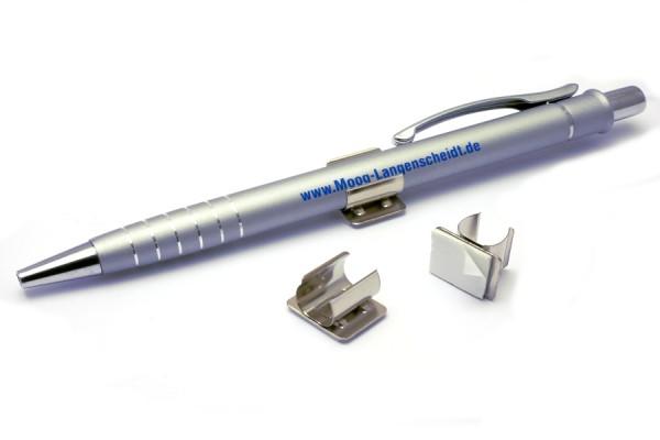 Stifthalter aus Metall selbstklebend