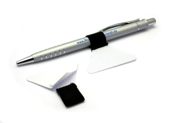 Stifthalter mit Schlaufe selbstklebend