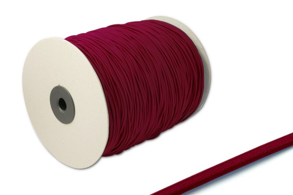 Elastics on spool 500 m, bordeaux