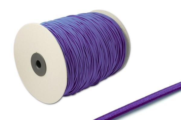 Elastics on spool 500 m, purple