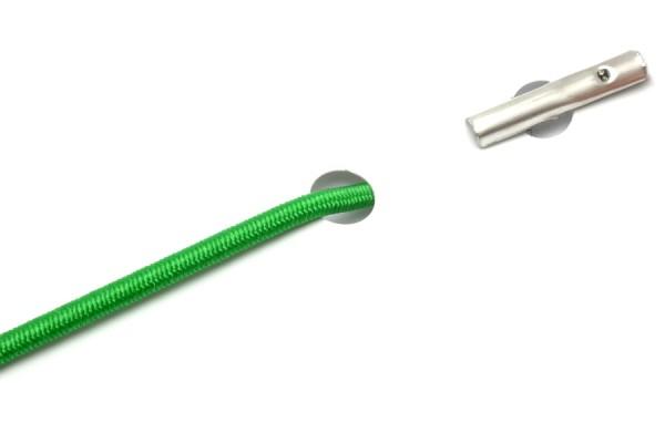 Gummischnüre mit Splinten