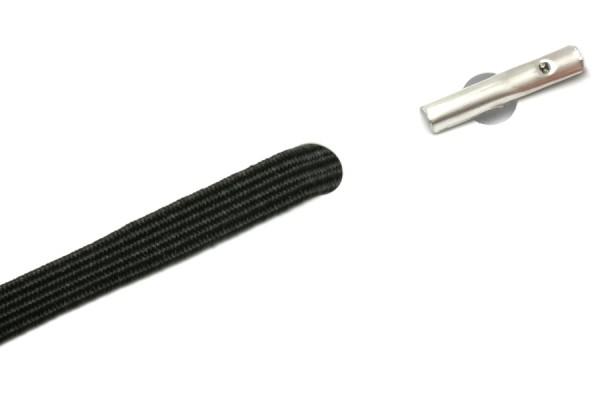 Flachgummi mit Splinten